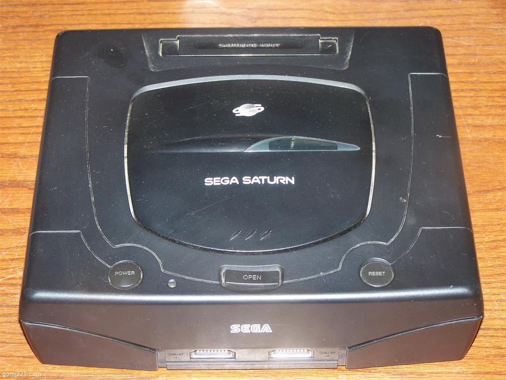 Consoles gomi 39 s nostalgia site - Sega saturn virtual console ...