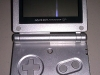 Nintendo Game Boy Advance SP (Silver)