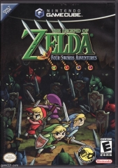 Legend of Zelda: Four Swords Adventures, The