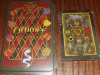 Ultima IX Tarot Cards vs Ultima Forever Cards-Back