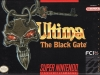Ultima: The Black Gate for the Super Nintendo