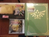 The Legend of Zelda 3DS XL, A Link Between Worlds, & the hardcover guide