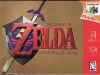 The Legend of Zelda: Ocarina of Time - Box Front