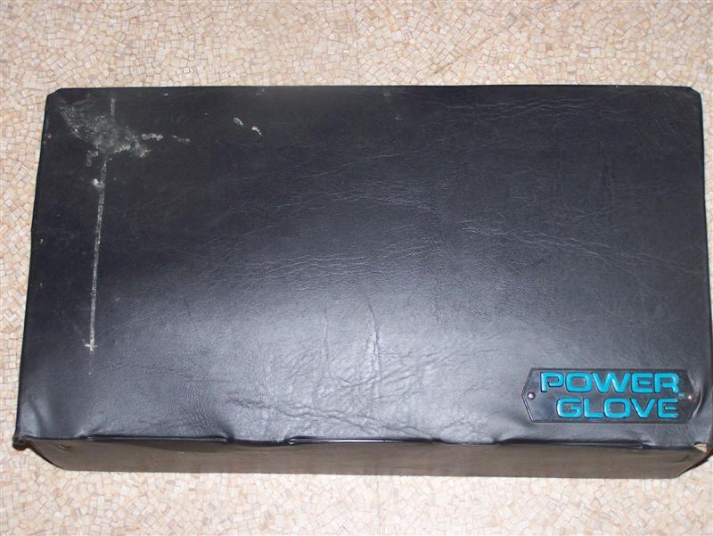 Power Glove Travel Case