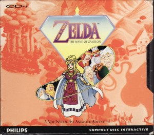 Zelda - The Wand of Gamalon