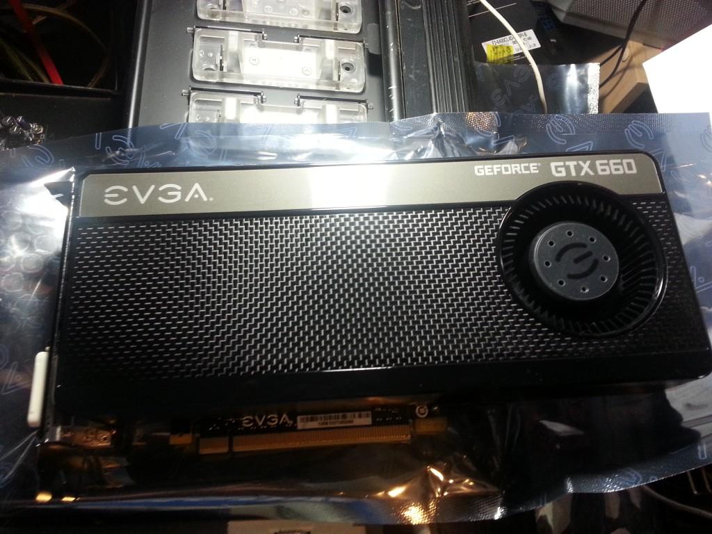EVGA Superclocked 660 gTX