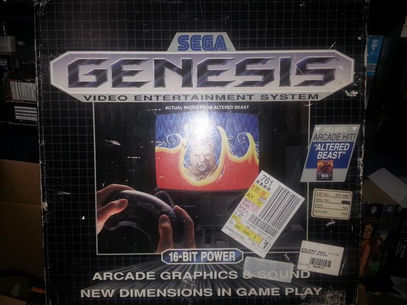 Genesis can cause Nintendon't