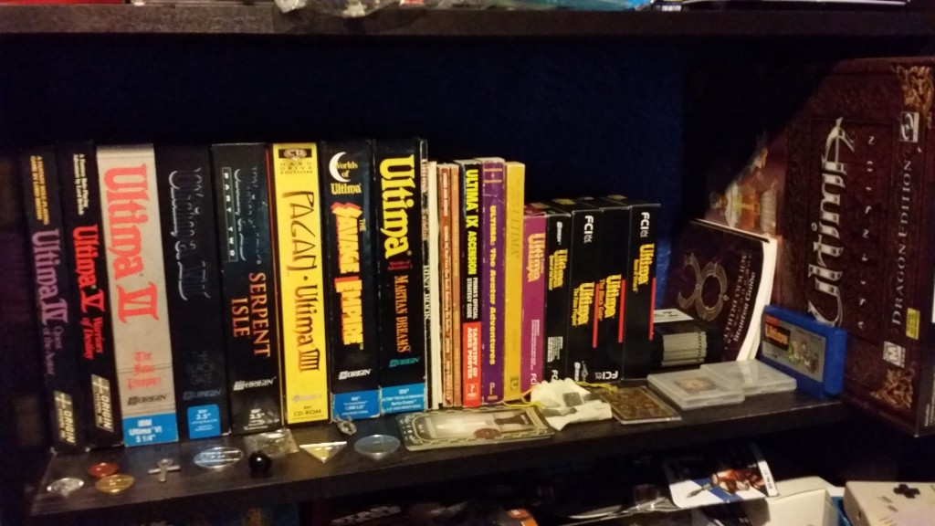 The Ultima Shelf