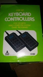 2600 Keyboard Controllers