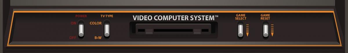 Atari 2600 Checklist
